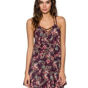 NWT! Sunsets Swim Riviera Cover-up Rosewood S/M